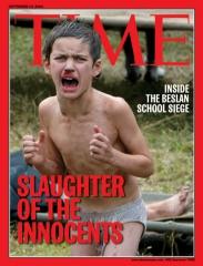 Beslan, attentat, prise d'otages