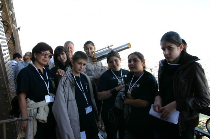 Solidarité Enfants de Beslan Tour Eiffel 2010-2.JPG